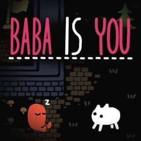 Baba Is You is listed (or ranked) 18 on the list Awesome Games You Need To Play If You Loved 'Wattam'