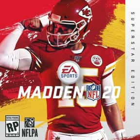 Madden NFL 20 is listed (or ranked) 2 on the list The Most Popular Sports Video Games Right Now