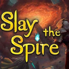 Slay the Spire is listed (or ranked) 19 on the list The Best Building Games On Steam