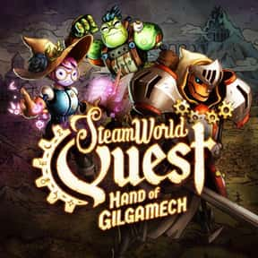 SteamWorld Quest is listed (or ranked) 23 on the list The Best Building Games On Steam