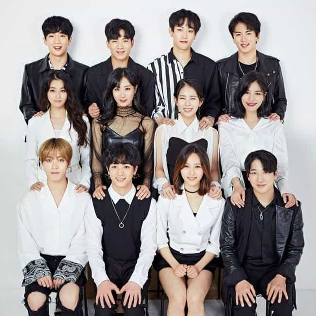 K-TIGERS ZERO is listed (or ranked) 4 on the list The Best K-pop Coed Groups Of All-Time