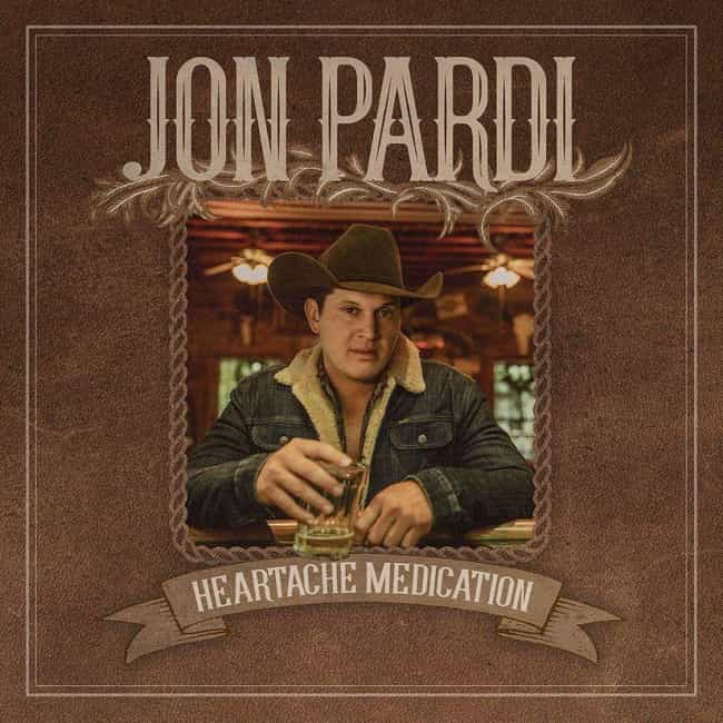 Heartache Medication is listed (or ranked) 1 on the list The Best Jon Pardi Albums, Ranked