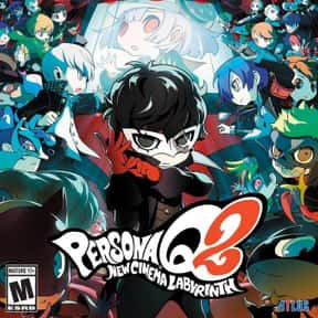 Persona Q2: New Cinema Labyrin is listed (or ranked) 17 on the list The Best Nintendo 3DS Games of All Time, Ranked by Fans