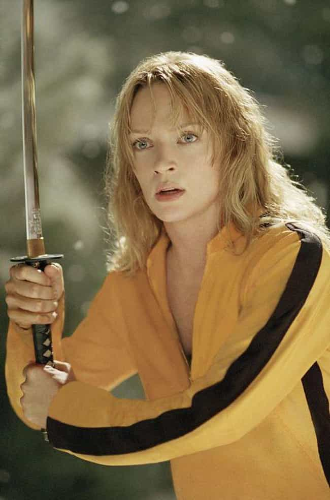 Kill Bill Saga is listed (or ranked) 1 on the list Movies with the Most Hardcore Women