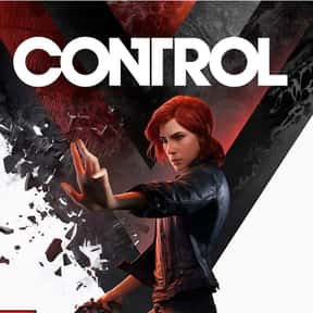 Control is listed (or ranked) 22 on the list The Most Popular PC Games Right Now