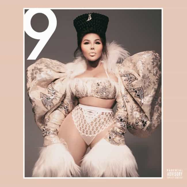 9 is listed (or ranked) 1 on the list The Best Lil' Kim Albums of All Time