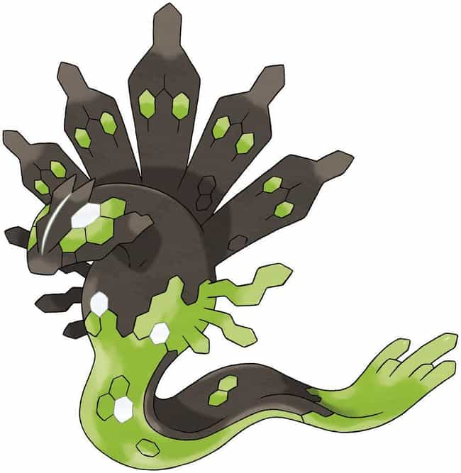 Zygarde is listed (or ranked) 3 on the list The Best SnakePokémon, Ranked