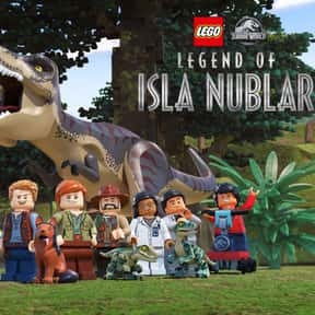 LEGO Jurassic World: Legend of is listed (or ranked) 21 on the list The Greatest TV Shows About Dinosaurs