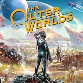 The Outer Worlds is listed (or ranked) 23 on the list The Most Popular Xbox One Games Right Now