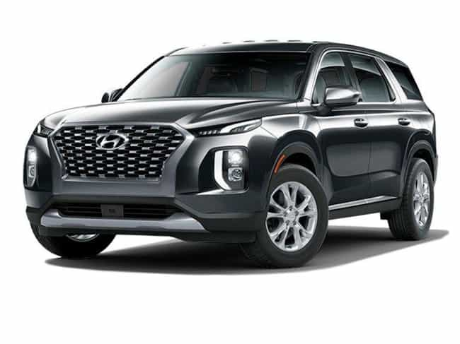 Hyundai Palisade is listed (or ranked) 2 on the list The Best New 2020 SUV Models On The Market
