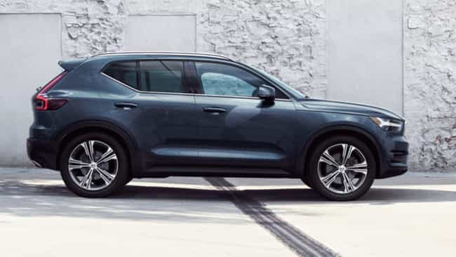 Volvo XC40 is listed (or ranked) 4 on the list The Best New 2020 SUV Models On The Market