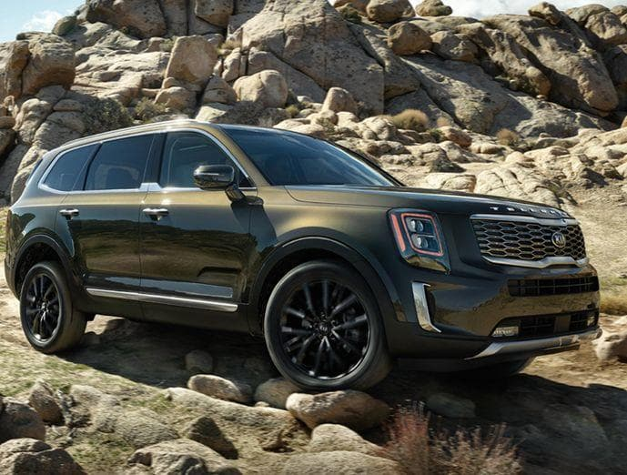 Random Best New 2020 SUV Models On Market
