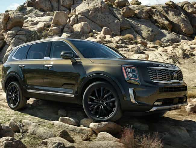 Kia Telluride is listed (or ranked) 1 on the list The Best New 2020 SUV Models On The Market