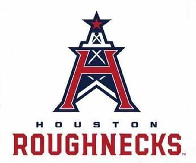 Houston Roughnecks is listed (or ranked) 1 on the list Every New Team In The 2020 XFL