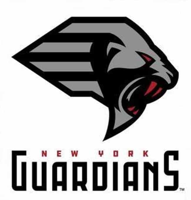 New York Guardians is listed (or ranked) 4 on the list Every New Team In The 2020 XFL