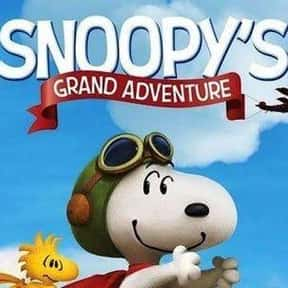 Snoopy's Grand Adventure is listed (or ranked) 14 on the list The Best PS4 Games For Girls