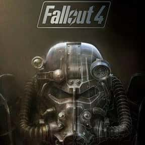Fallout 4 is listed (or ranked) 2 on the list The Best PlayStation 4 Building Games