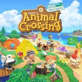 Animal Crossing: New Horizons is listed (or ranked) 15 on the list The Best Co-op Games For Nintendo Switch