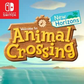 Animal Crossing: New Horizons is listed (or ranked) 10 on the list The Best Current Nintendo Switch Games You Can Play Right Now