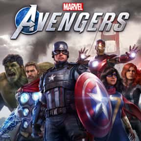 Marvel's Avengers is listed (or ranked) 18 on the list The Most Popular PS4 Games Right Now