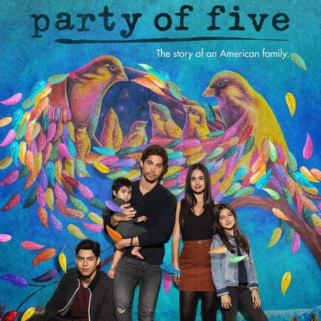 Party of Five is listed (or ranked) 4 on the list What To Watch If You Love 'Heartland'