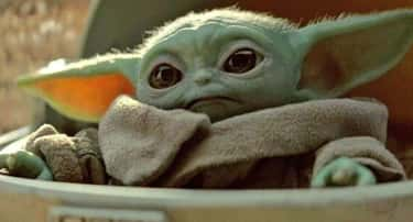 Baby Yoda is listed (or ranked) 1 on the list The Most Inconceivably Adorable Creatures To Come Out Of The Star Wars Universe