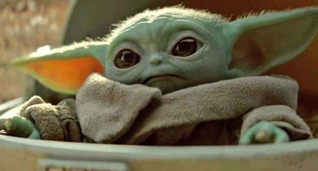 The Child (Baby Yoda) is listed (or ranked) 1 on the list The Most Inconceivably Adorable Creatures To Come Out Of The Star Wars Universe
