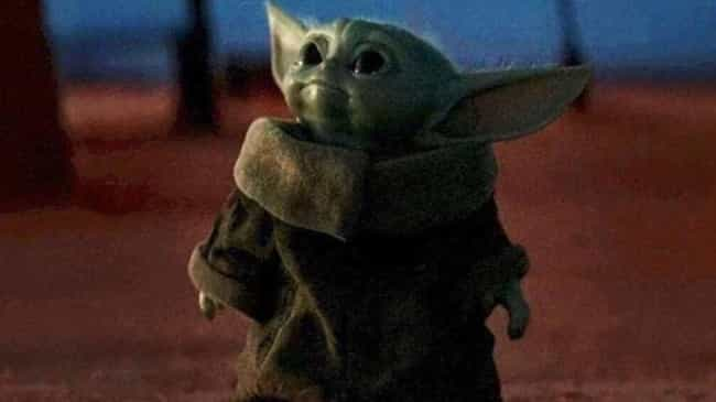 The Child (Baby Yoda) is listed (or ranked) 2 on the list The Best Characters On 'The Mandalorian'