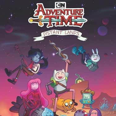 Adventure Time: Distant Lands is listed (or ranked) 1 on the list What To Watch If You Love 'Gravity Falls'