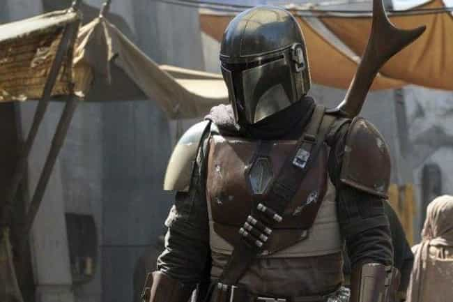 Mando (The Mandalorian) ... is listed (or ranked) 1 on the list The Best Characters On 'The Mandalorian'