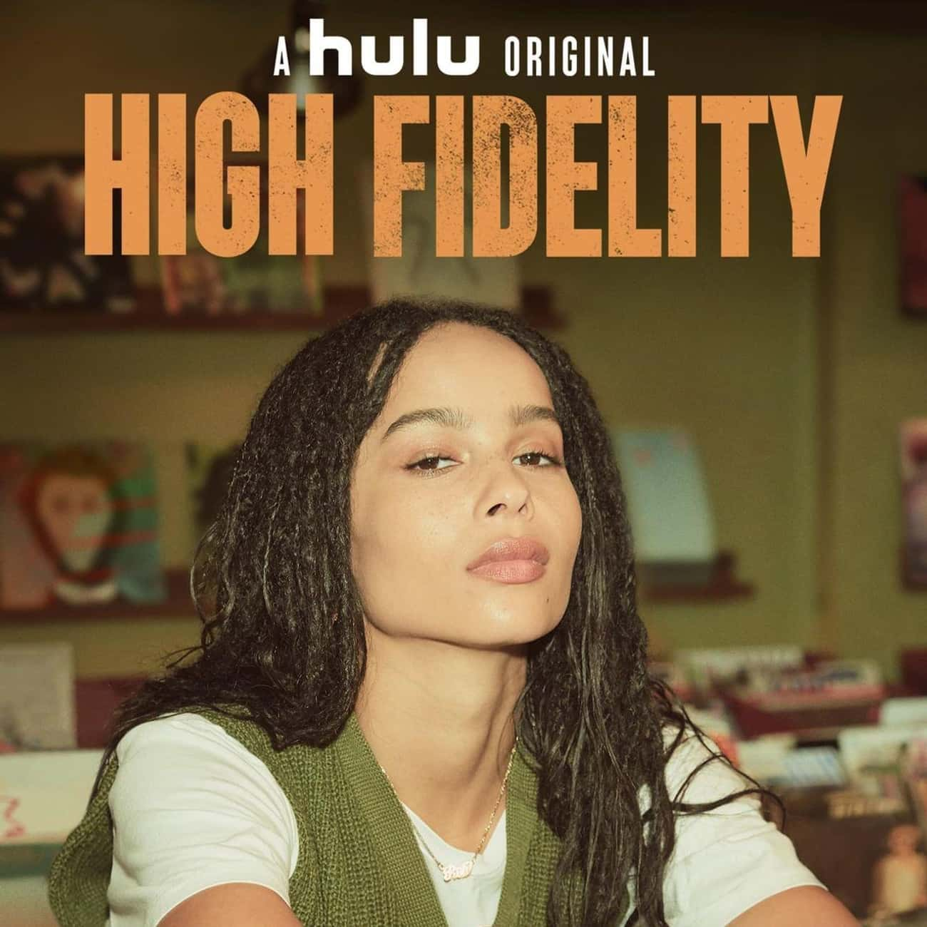 High Fidelity is listed (or ranked) 4 on the list What To Watch If You Love 'Girls'