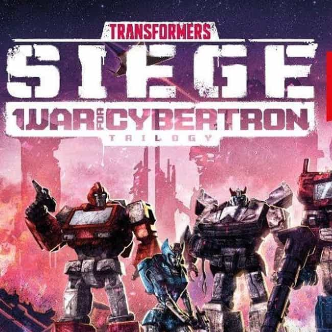 Transformers: War for Cy... is listed (or ranked) 2 on the list The Most Anticipated New Action TV Shows of 2020