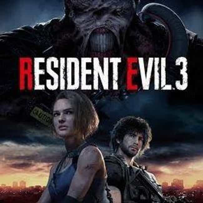 Resident Evil 3 Remake ... is listed (or ranked) 2 on the list The Best New Horror Games Of 2020