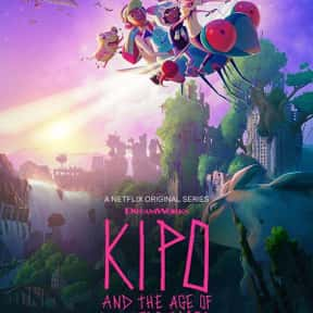 Kipo and the Age of Wonderbeas is listed (or ranked) 4 on the list The Best Animated Shows On Netflix