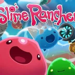 Slime Rancher is listed (or ranked) 13 on the list The Best PS4 Games For Girls