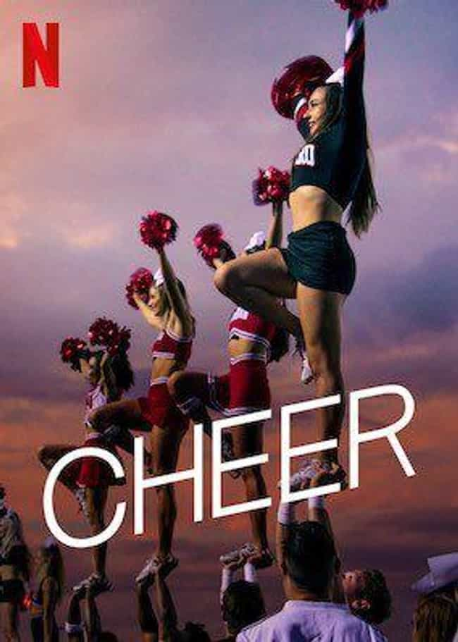 Cheer is listed (or ranked) 3 on the list The Best New Reality TV Shows Of 2020