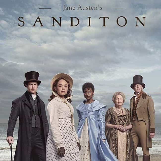 Sanditon is listed (or ranked) 1 on the list The Best New Drama Shows Of 2020