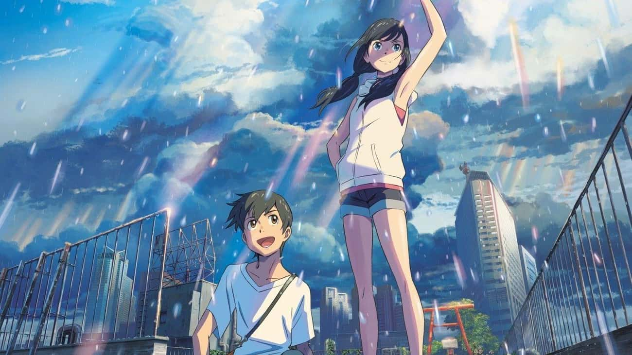 Weathering with You is listed (or ranked) 1 on the list The 11 Best Makoto Shinkai Movies, Ranked