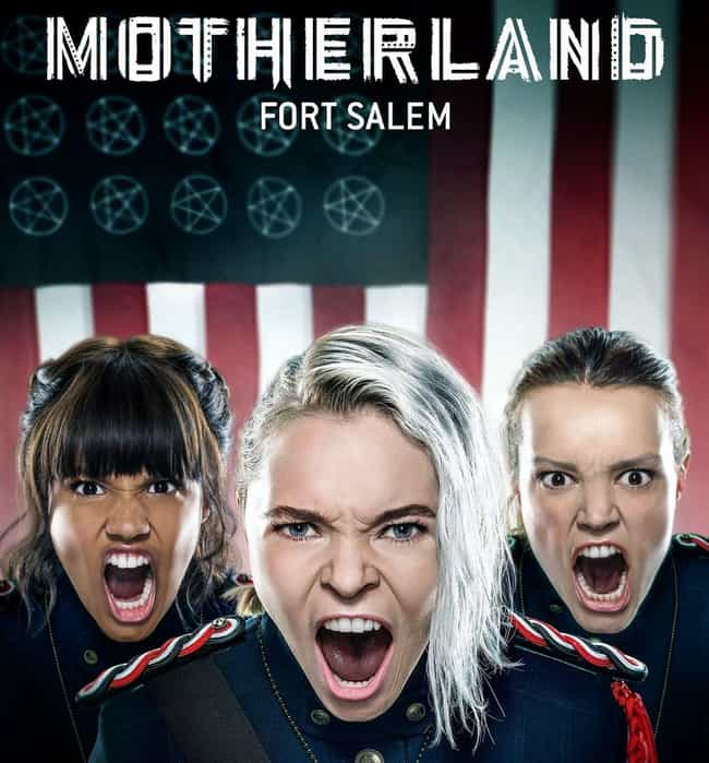Motherland: Fort Salem ... is listed (or ranked) 4 on the list What To Watch If You Love 'Siren'