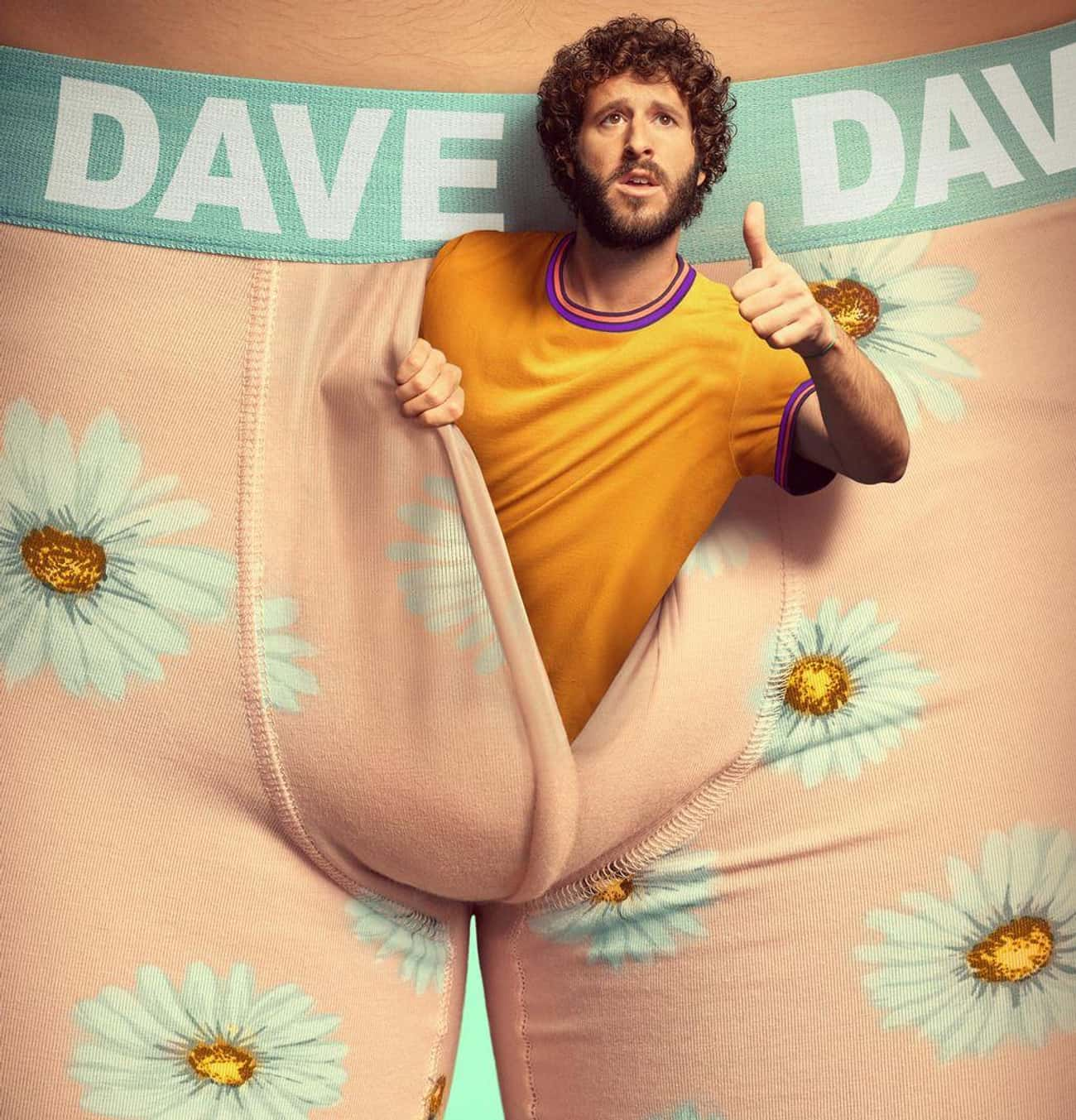 Dave is listed (or ranked) 4 on the list What to Watch If You Love 'Eastbound & Down'