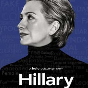 Hillary is listed (or ranked) 2 on the list The Best Documentary Miniseries