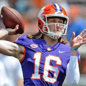 Trevor Lawrence is listed (or ranked) 2 on the list The Best Clemson Tigers Quarterbacks of All Time