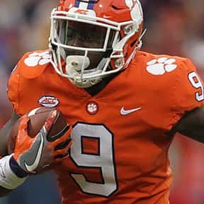 Travis Etienne is listed (or ranked) 1 on the list The Best Clemson Tigers Running Backs of All Time