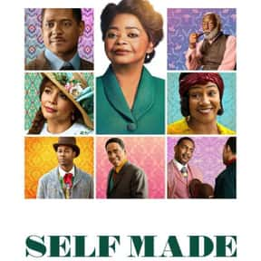 Self Made is listed (or ranked) 7 on the list The Best Current TV Shows For Women, Ranked
