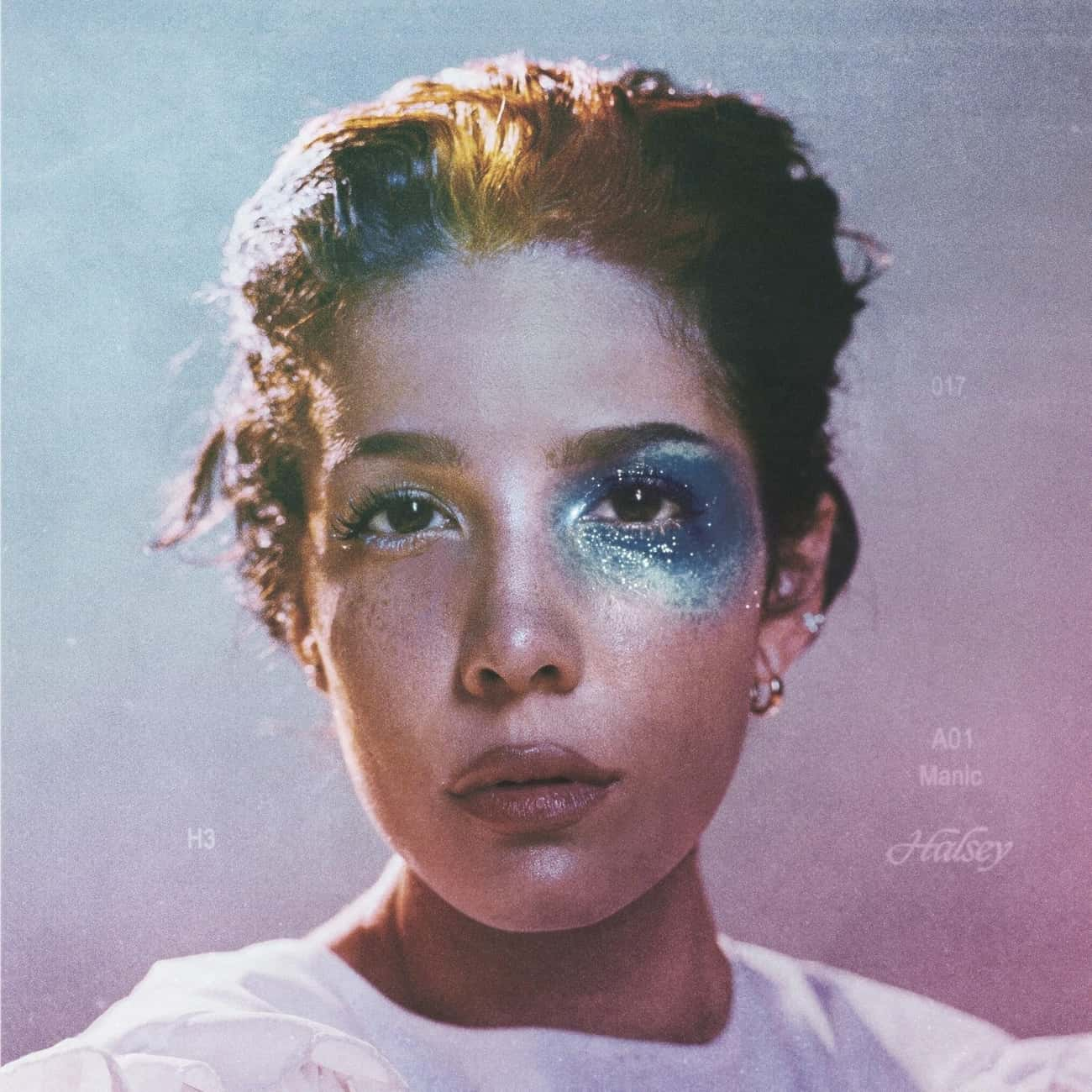 Manic is listed (or ranked) 3 on the list Every Halsey Album, Ranked