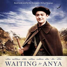 Waiting for Anya is listed (or ranked) 25 on the list Great Movies About Kids Trying to Survive