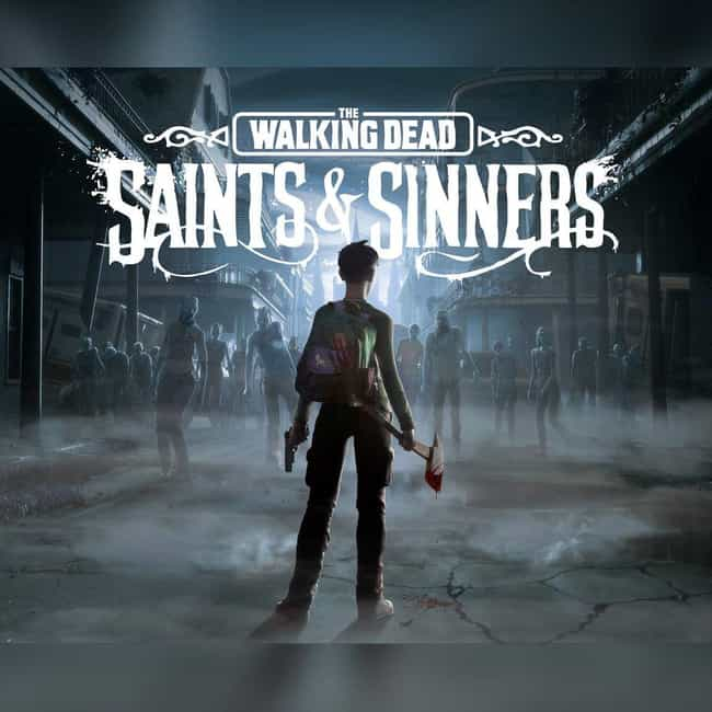 The Walking Dead: Saints... is listed (or ranked) 3 on the list The Best New Horror Games Of 2020