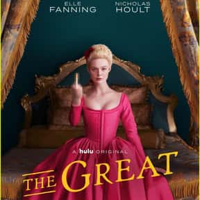 The Great is listed (or ranked) 17 on the list The Best Current Historical Drama Series