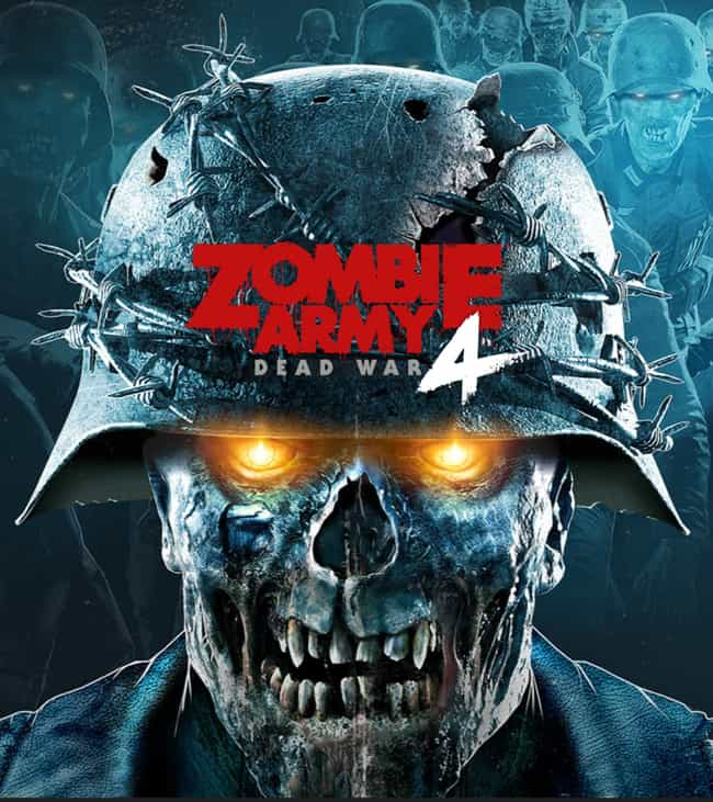 Zombie Army 4: Dead War ... is listed (or ranked) 4 on the list The Best New Horror Games Of 2020
