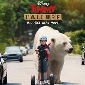 Timmy Failure: Mistakes Were M is listed (or ranked) 22 on the list The Best Disney Movies For Boys
